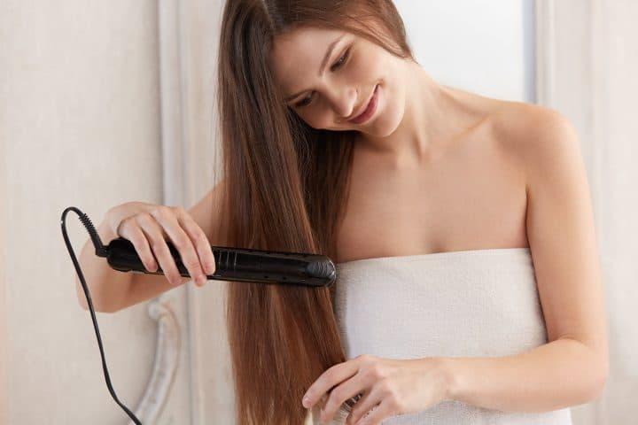 lisser ses cheveux sans les abimer