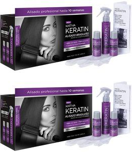 Lissage Kativa Kératine Brésilien Xpress