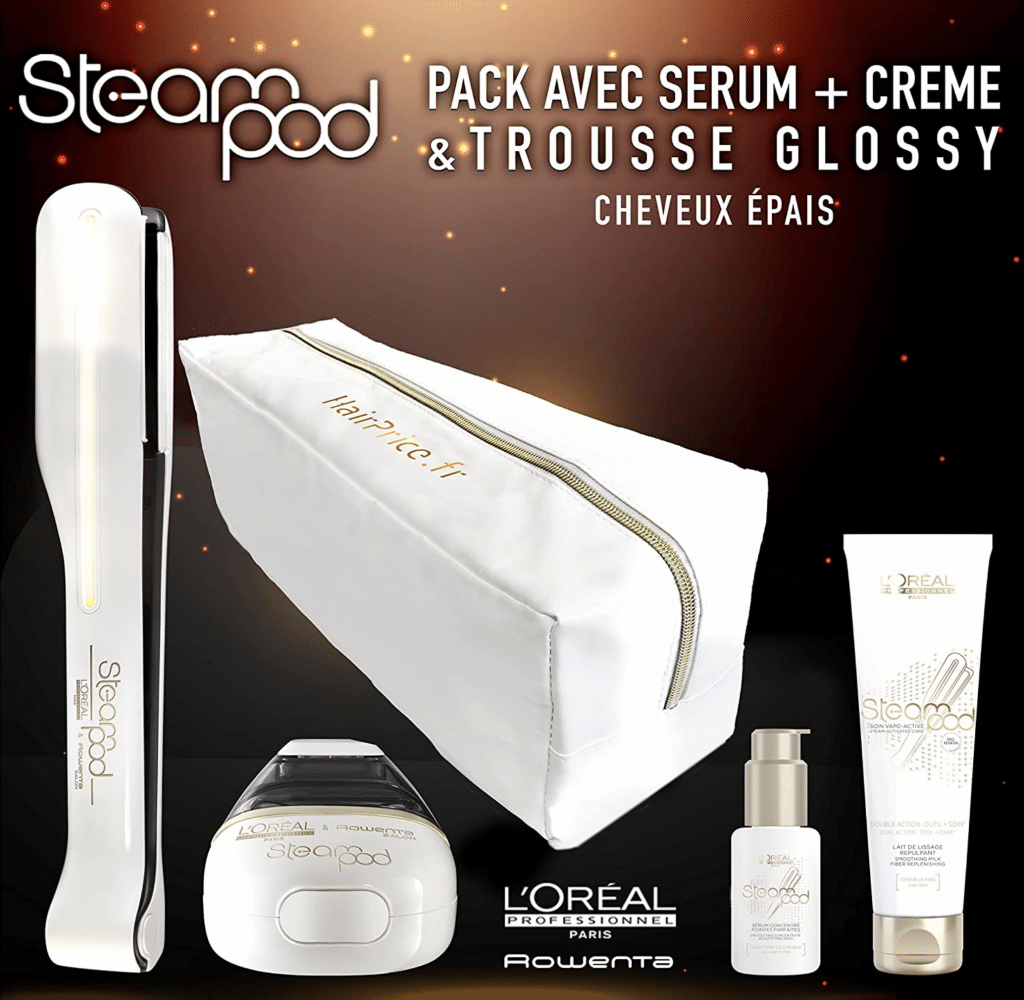 steampod 2.0 pack